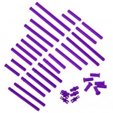 Plastic Shaft Base Pack (Purple) (228-3804)