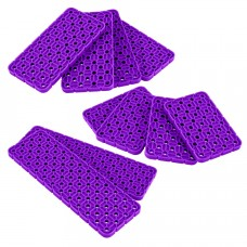 4x Plate Foundation Add-on Pack (Purple) (228-3807)