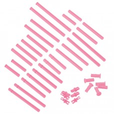 Plastic Shaft Base Pack (Pink) (228-3858)