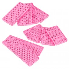 4x Plate Foundation Add-on Pack (Pink) (228-3861)