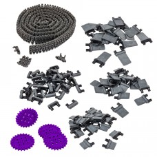 Tank Tread & Intake Kit (Purple) (228-3957)
