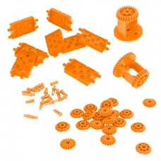 Differential & Bevel Gear Pack (Orange) (228-4695)