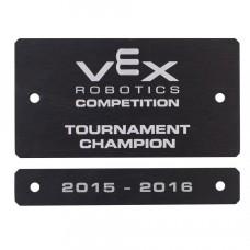 "Award Plate ""Tournament Champion"" (276-1281)"