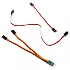3-Wire Extension Cables (Small Bundle) (276-1395)