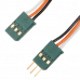 "3-Wire Extension Cable 24"" (4-pack) (276-1425)"