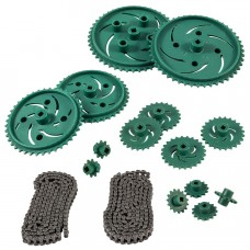 Sprocket & Chain Kit (276-2166)