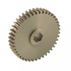 """20T Gear with 1/2"""" Hex Bore (Steel) (217-5461)"""
