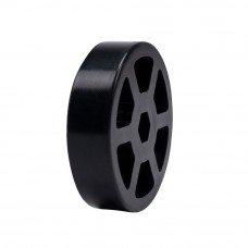 """Straight Flex Wheel (2"""" OD x 1/2"""" WD, 1/2"""" Hex Bore, 60A) (217-6446)"""