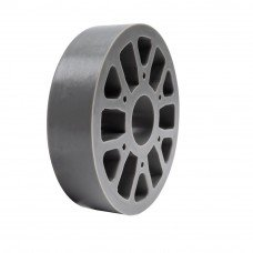 "Straight Flex Wheel (4"" OD x 1"" WD, 1-1/8"" ID, 40A) (217-6451)"