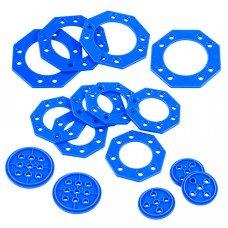 Turntable Base Pack (Blue) (228-3714)