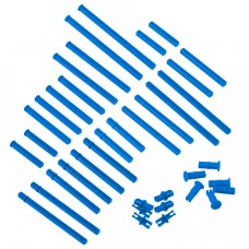 Plastic Shaft Base Pack (Blue) (228-3715)