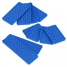 4x Plate Foundation Add-on Pack (Blue) (228-3718)