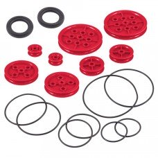 Pulley Base Pack (Red) (228-3744)