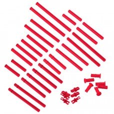 Plastic Shaft Base Pack (Red) (228-3748)