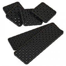 4x Plate Base Pack (Black) (228-3774)