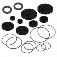 Pulley Base Pack (Black) (228-3780)