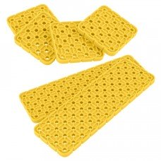 4x Plate Base Pack (Yellow) (228-3812)