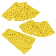 4x Plate Foundation Add-on Pack (Yellow) (228-3825)
