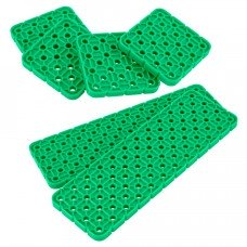 4x Plate Base Pack (Green) (228-3830)