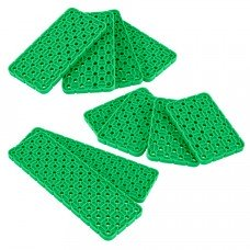 4x Plate Foundation Add-on Pack (Green) (228-3843)