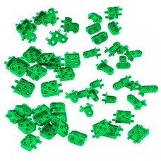 Corner Connector Foundation Add-on Pack (Green) (228-3845)
