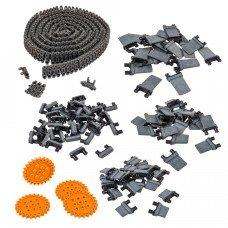 Tank Tread & Intake Kit (Orange) (228-3951)