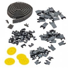 Tank Tread & Intake Kit (Yellow) (228-3960)