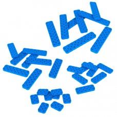 2x Beam Odd Length Pack (Blue) (228-4673)