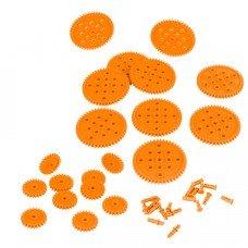 24 & 48 Tooth Gear Pack (Orange) (228-4688)