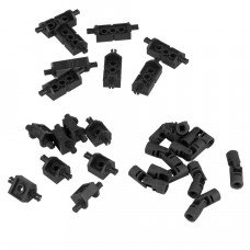 Universal Joint Pack (Black) (228-4705)