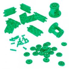 Differential & Bevel Gear Pack (Green) (228-4731)
