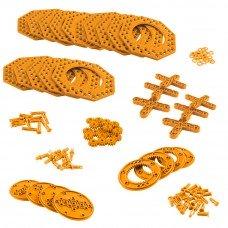 Planetary Gear & XL Turntable Pack (Orange) (228-5708)