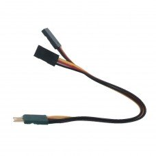 """3-Wire """"Y"""" Cable 6"""" (2-pack) (276-1423)"""