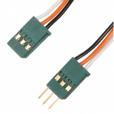 "3-Wire Extension Cable 12"" (4-pack) (276-1426)"