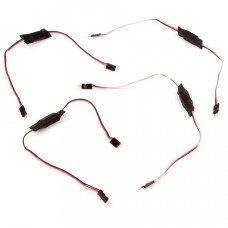 Servo Power Adapter (4-pack) (276-2195)